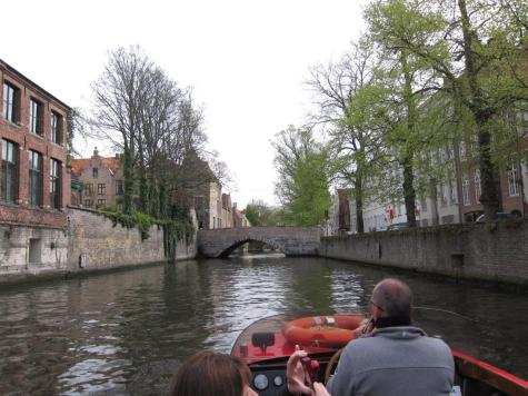 Canal touring